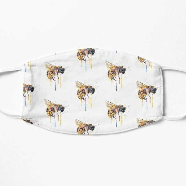 Don`t Worry BEE happy Mask