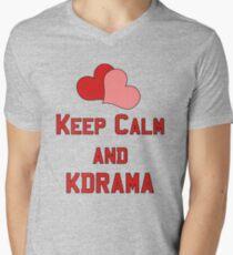 Keep Calm... Men's V-Neck T-Shirt