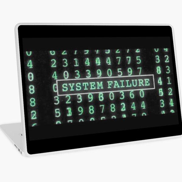 The Matrix - System Failure Laptop Skin
