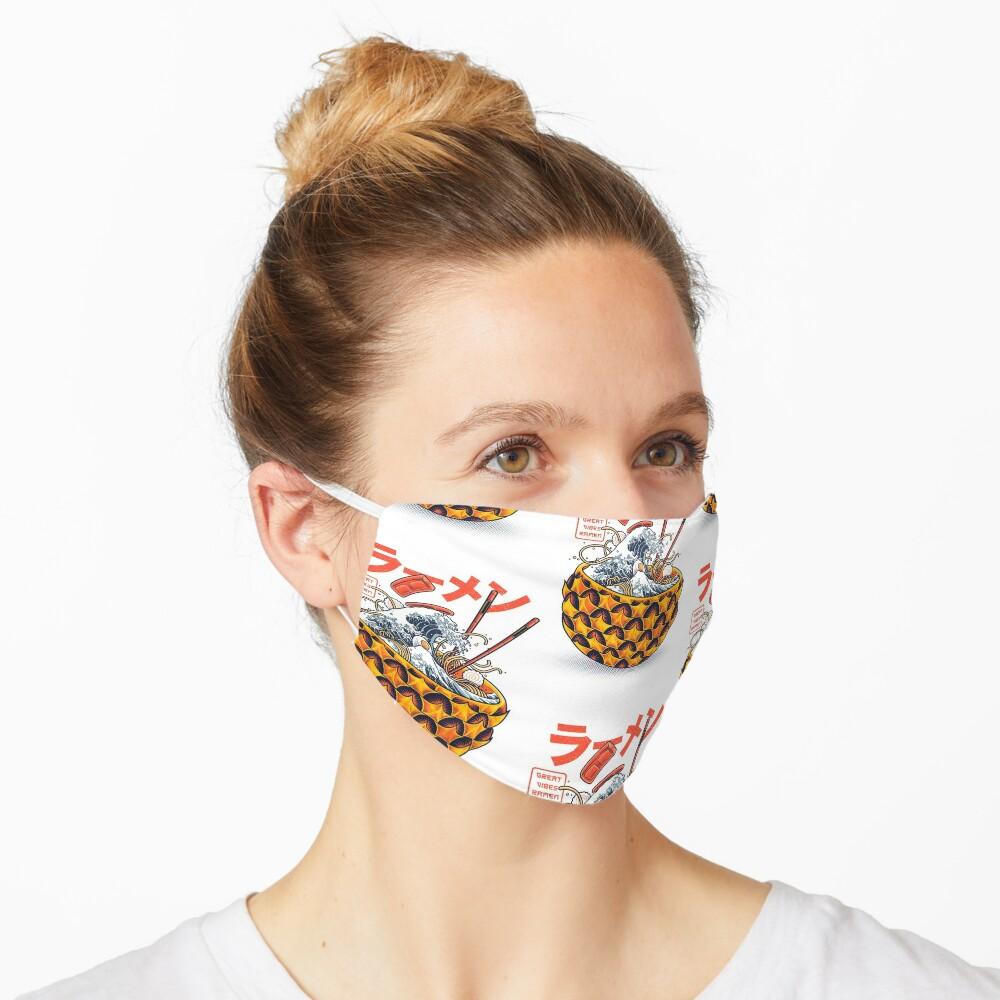Great vibes ramen Mask