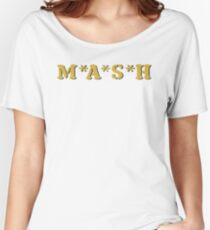 M*A*S*H Women's Relaxed Fit T-Shirt