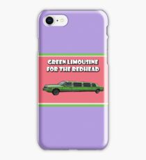 GREEN LIMO iPhone Case/Skin