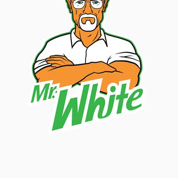 Mr. White by ToddWilhelm