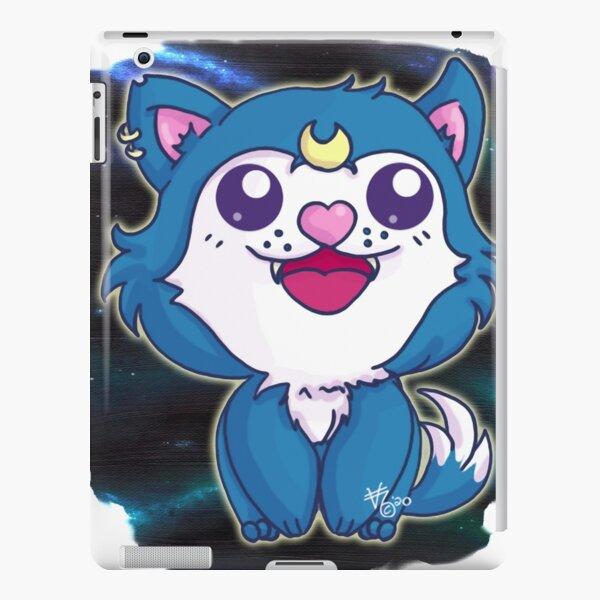 Kawaii Magic Wolf iPad Snap Case