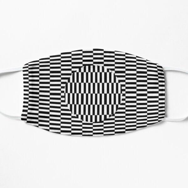 optical illusion ball Mask