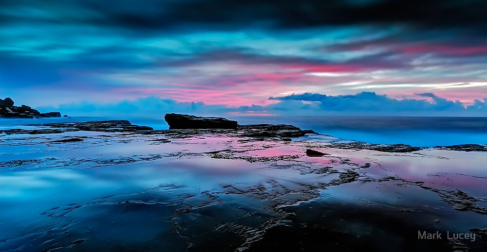 A Sea of Desire  by Mark  Lucey