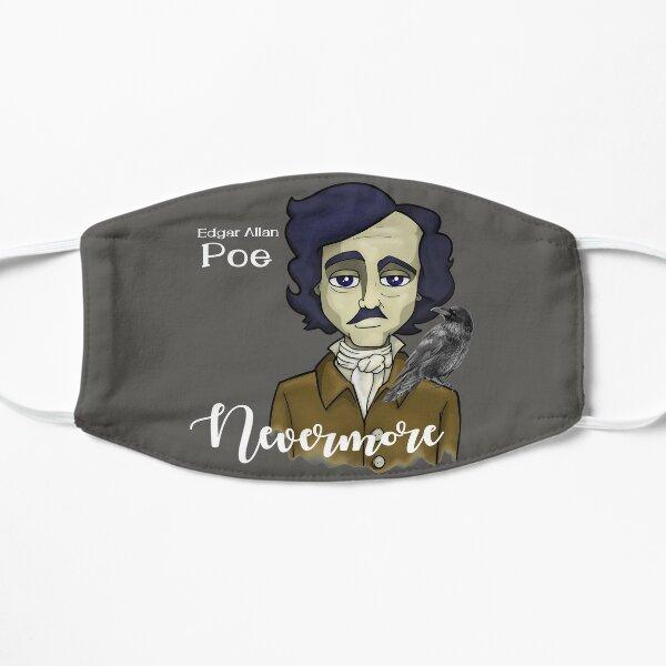 Edgar Allan Poe Flat Mask