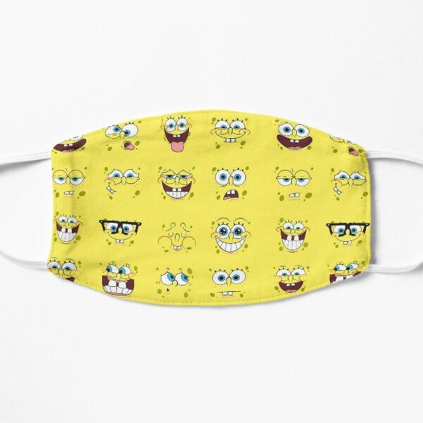 Spongebob Flat Mask