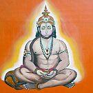 """""""Lord Hanuman"""" by rahulsutar"""