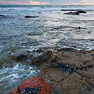 Red Rock - Jackes Point - Kalbarri by John Pitman