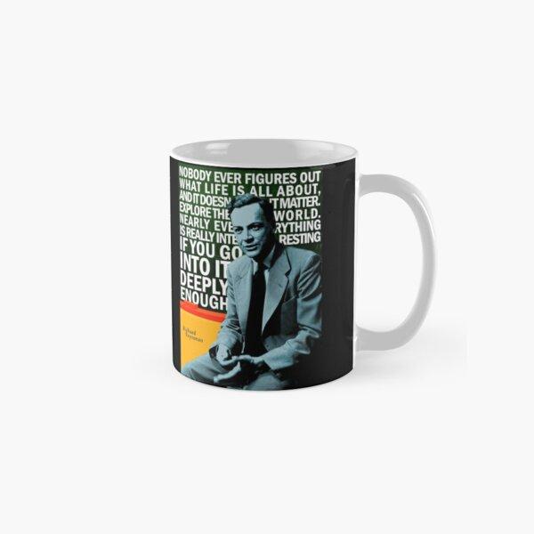 Richard Feynman Classic Mug