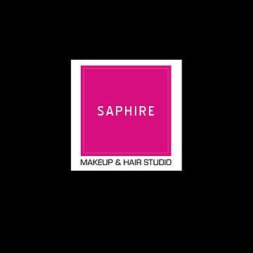 SAPHIRE MAKEUP & HAIR STUDIO iPhone\iPod by JohnyGeeThe2nd