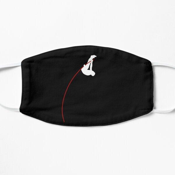 Pole vault.Sport tshirt  Mask