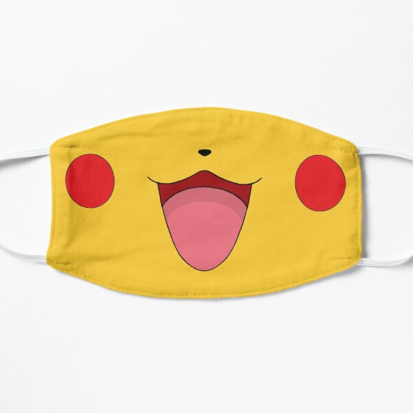 Totally Generic Electrical Anime Creature Face Mask