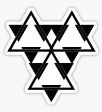 Battlestar Sticker