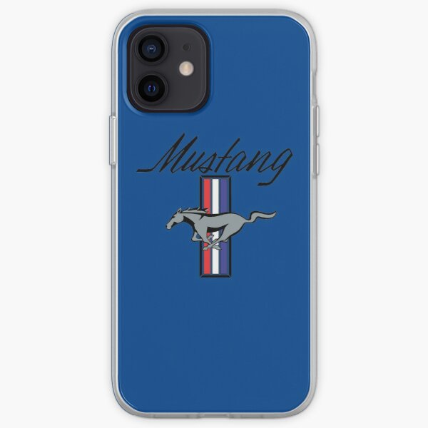 Ford Mustang iPhone Soft Case