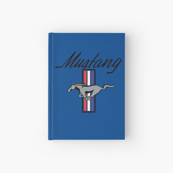 Ford Mustang Hardcover Journal
