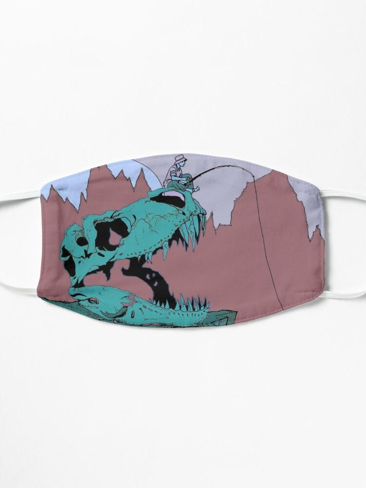 Alternate view of Paleo Piscine 3 Mask