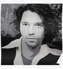 Michael Hutchence Poster