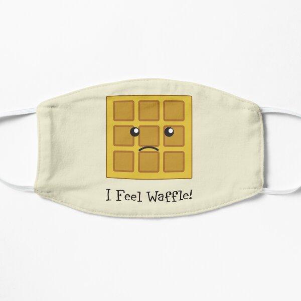 I Feel Waffle! Mask
