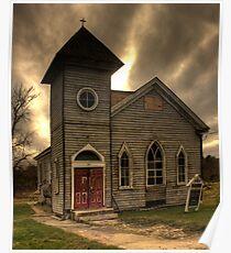 Rural Church Poster