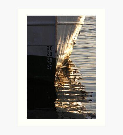 Reflections, Gothenburg Art Print
