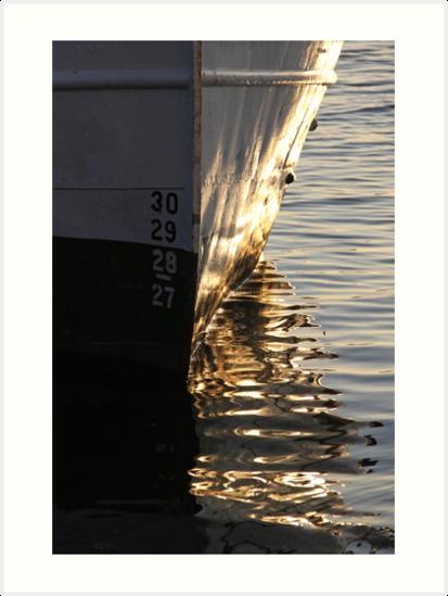 Reflections, Gothenburg by Jeanne Horak-Druiff