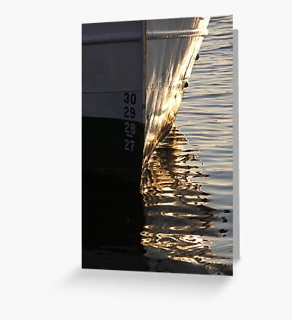 Reflections, Gothenburg Greeting Card