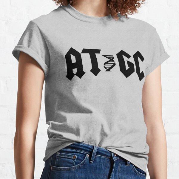 ATGC Molecular Biology Genetics Classic T-Shirt