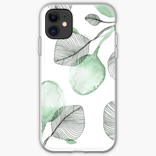 Plant Based iPhone Soft Case