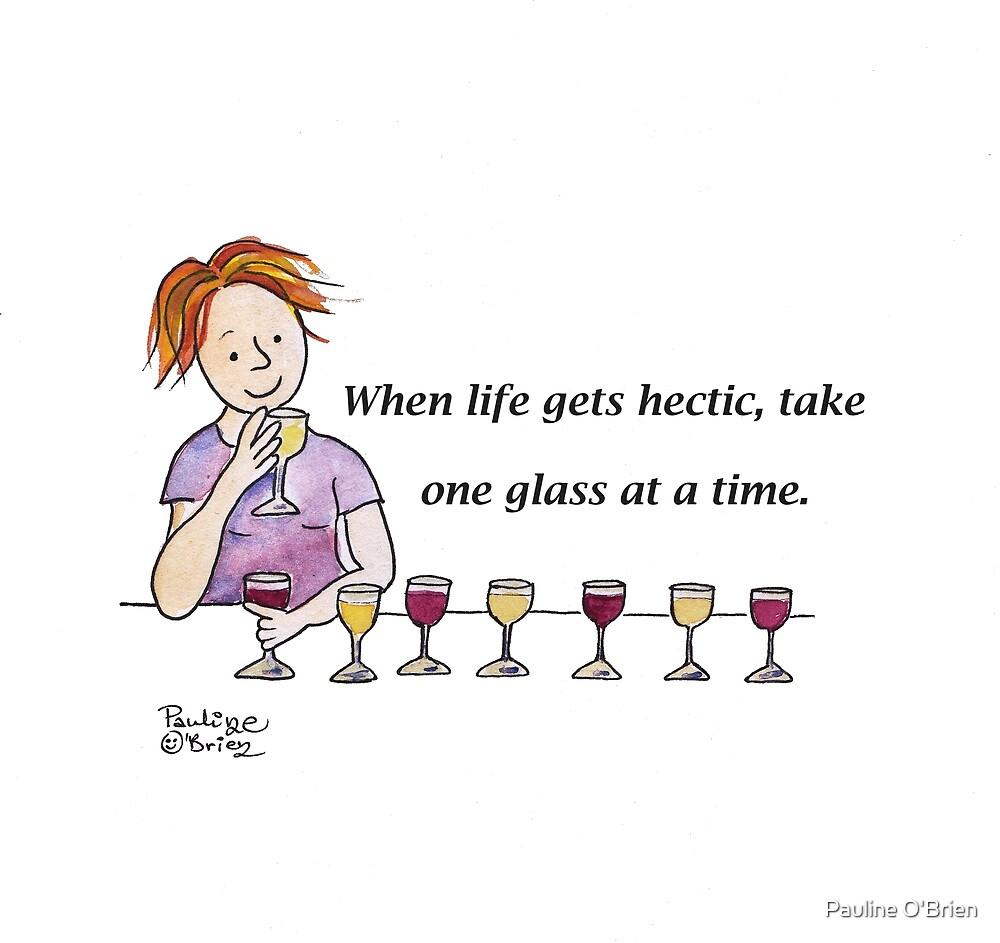 hectic life