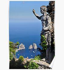 Anacapri, Capri Poster