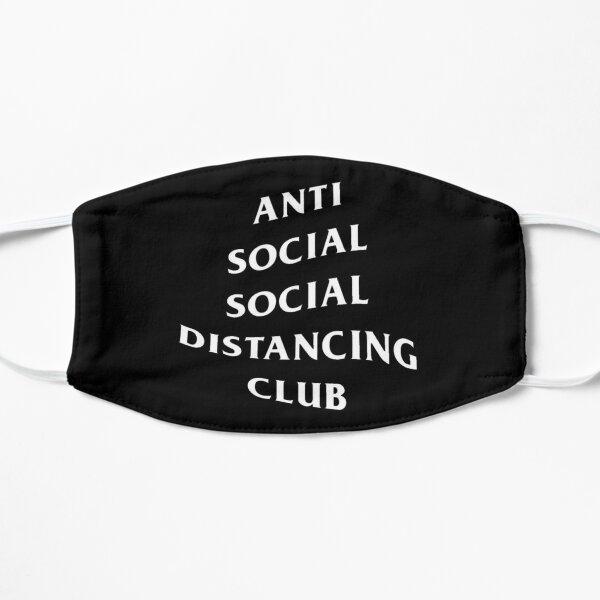 Anti Social Social Distancing Club Mask