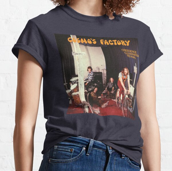 CCR - Fábrica Cosmos Camiseta clásica