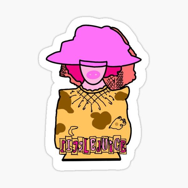 Pigglejuice Sticker