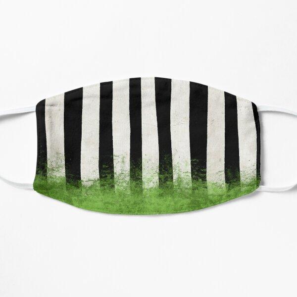 Beetlejuice Stripes Flat Mask