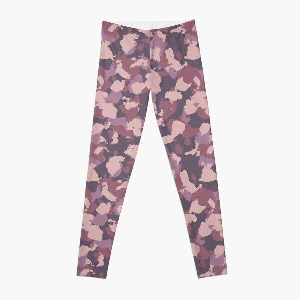 Camouflage Pattern 04 Leggings