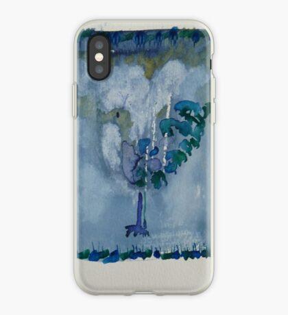 Strange bird iPhone case iPhone Case