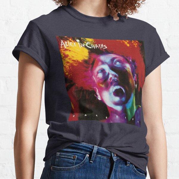 Alicia en cadenas - Lifting facial Camiseta clásica