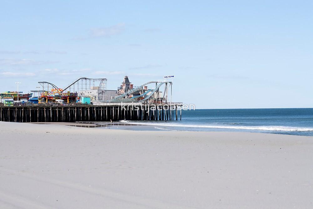 Seaside Pier by kristijacobsen