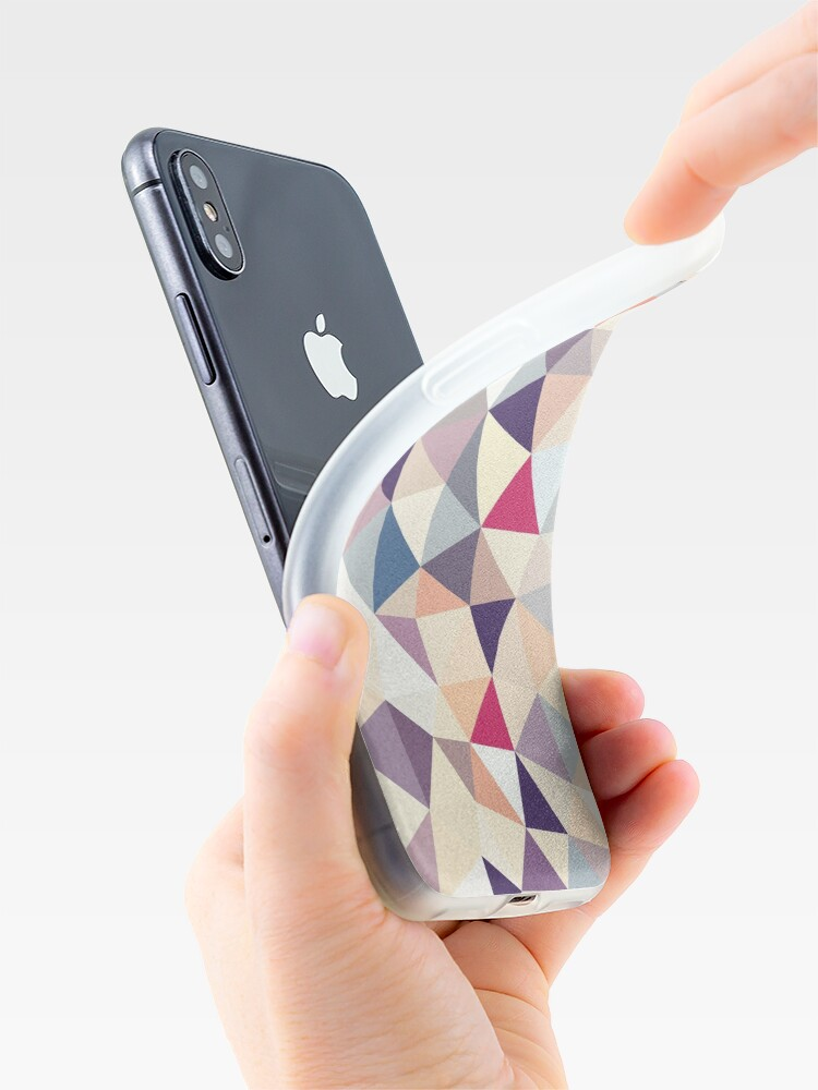 Alternate view of Plumtree Tris iPhone Case
