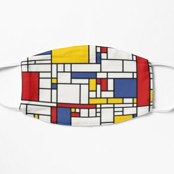 Piet Mondrian Mask