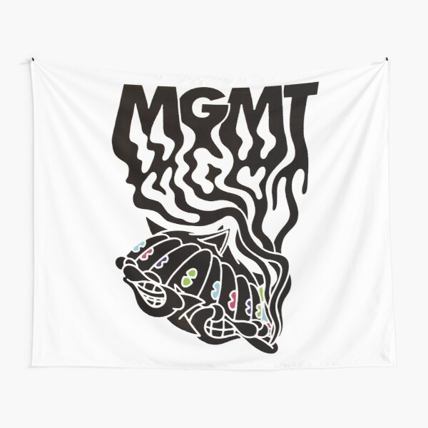 MGMT SMOKE DESIGN Tapestry