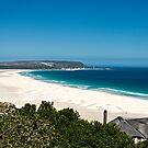 Long Beach, Noordhoek, Cape Peninsula, South Africa by John  Paper