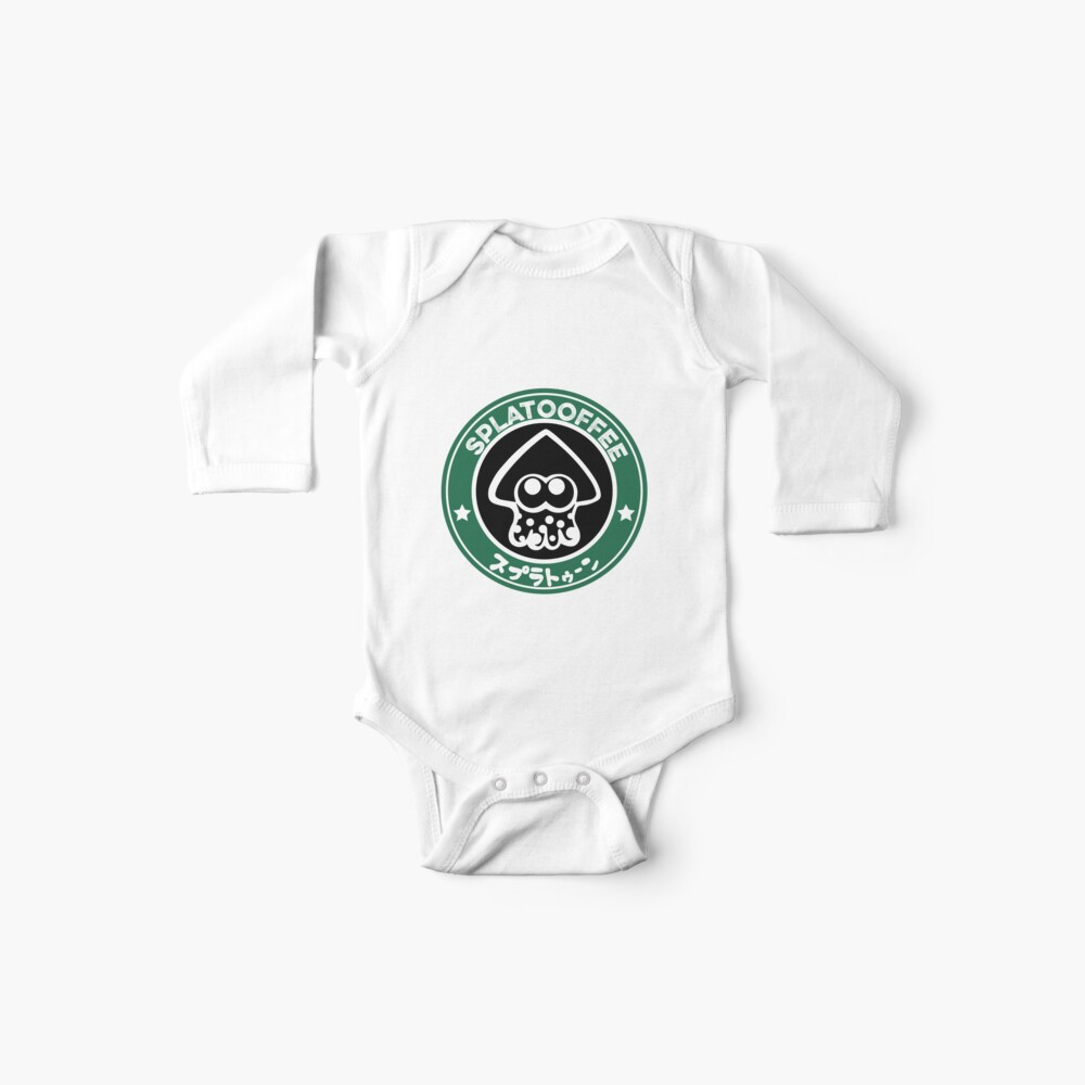 Splatooffee Body para bebé