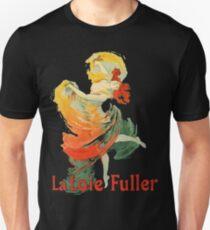 Jules Cheret - La Loie Fuller Unisex T-Shirt