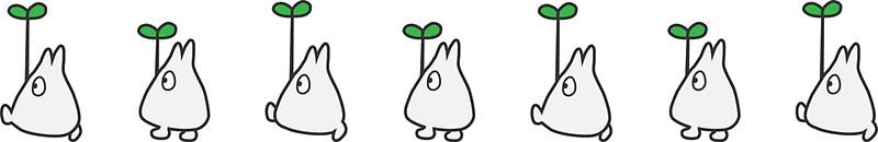 White totoro