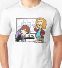 Pied Piper's Peanuts Unisex T-Shirt