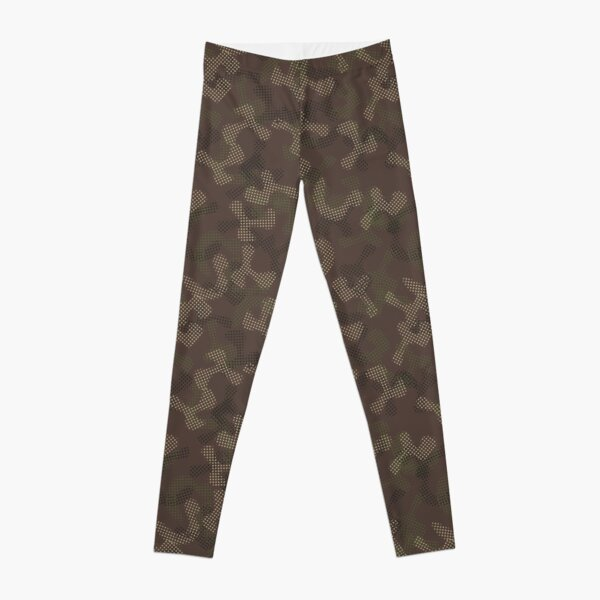 Camouflage Pattern 06 Leggings