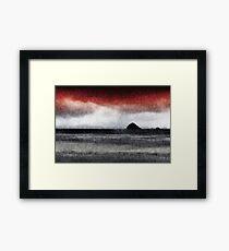 landscape/160 Framed Print